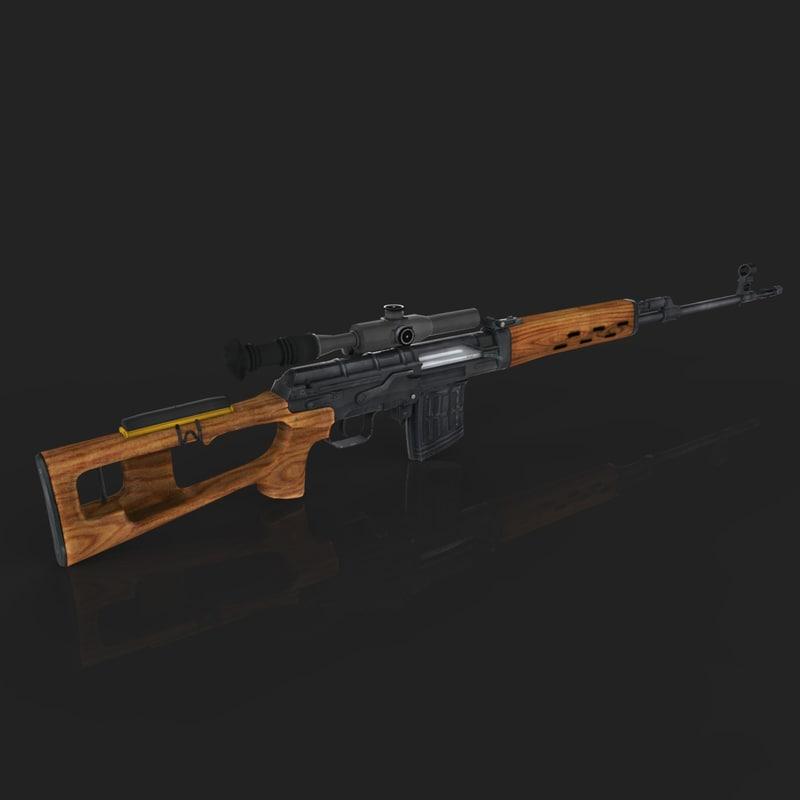 3d model svd