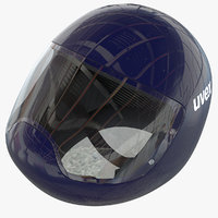 UVEX Skeleton Helmet