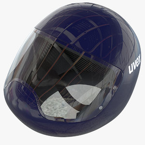 obj uvex skeleton helmet