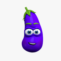 character eggplant