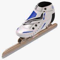 Bont Jet Long Track Skates