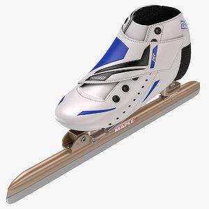 3d model bont jet long track