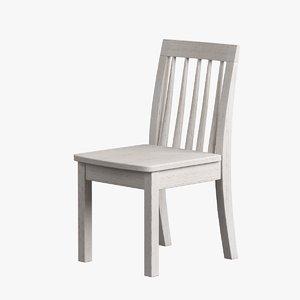 children chair wood model