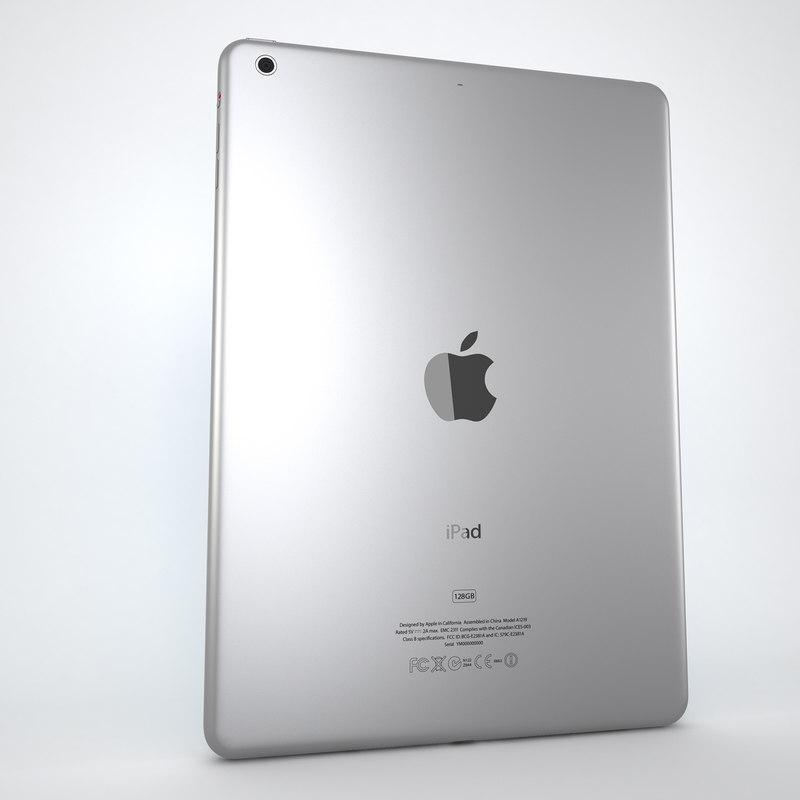 3dsmax ipad air tablet