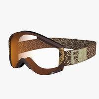 max alpine ski goggles