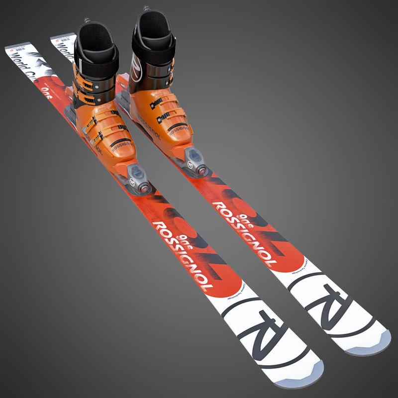 alpine kit 3d model