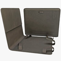 3d ipad case trussardi