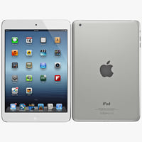 3d apple ipad mini