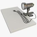 Desk Lamp 3D models