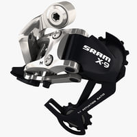 Bicycle Rear Shifter Sram X9