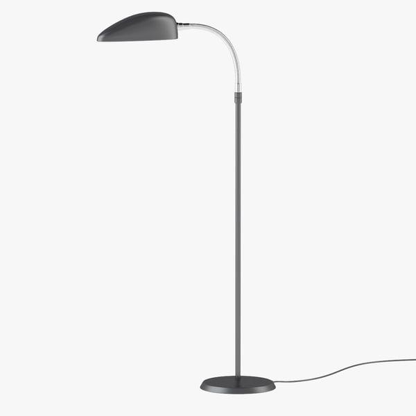 3ds max greta grossman cobra lamp