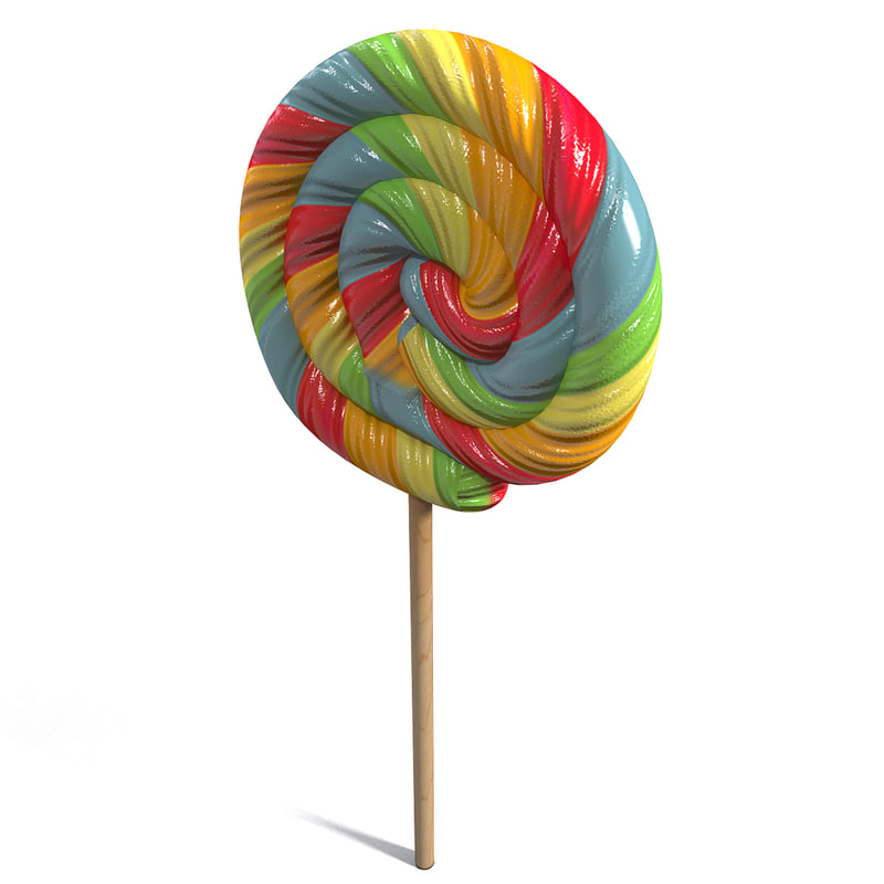 max lollipop candy