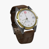 max wenger swiss army watch
