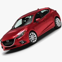 2014 Mazda 3 Hatchback