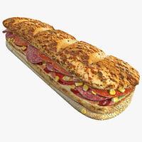 BMT Sandwich
