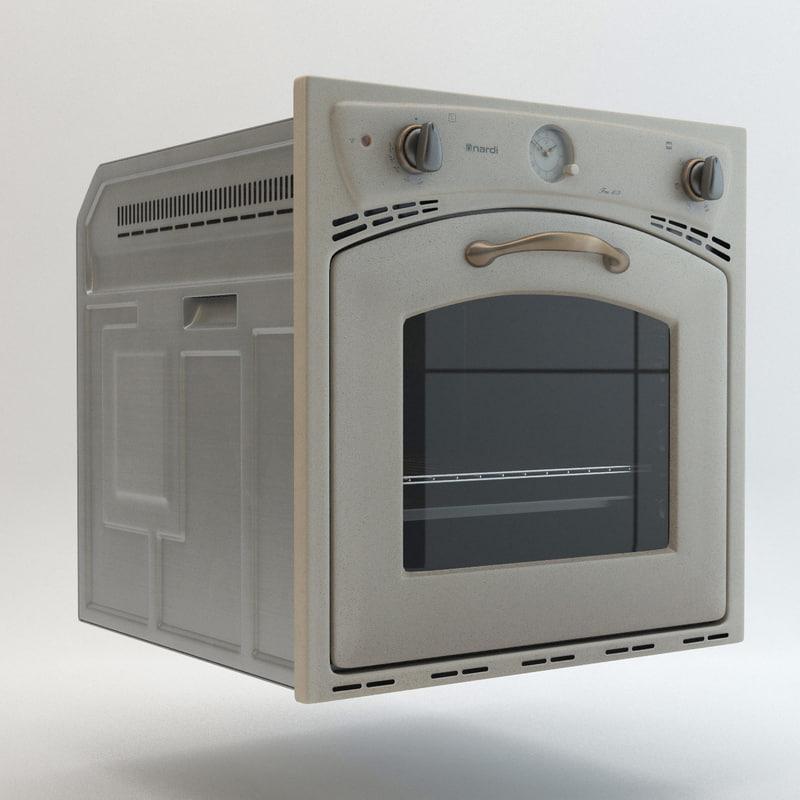 max nardi frx 460 oven