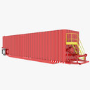 semi trailer 3D models