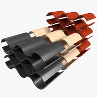 lightwave wine rack 6