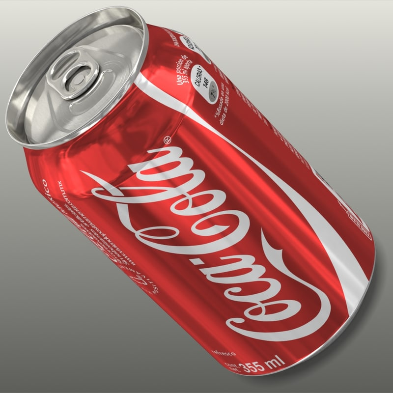 3ds max coke lighting