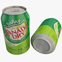 canada dry 3d 3ds