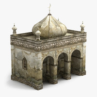 mosque 3ds