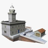 max lighthouse capo testa sardinia