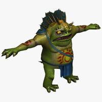 slaad creature villain max