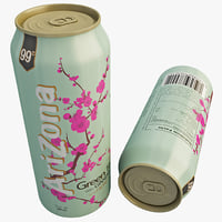Arizona Iced Tea Can