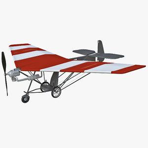 chotia weedhopper 3d model