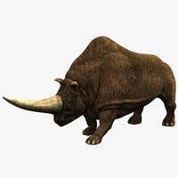 Elasmotherium 2