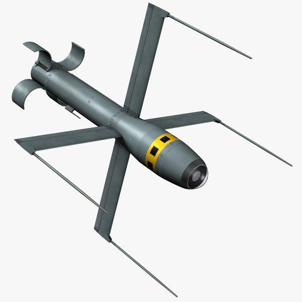 gbu-44 viper strike 3d 3ds