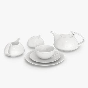 3ds walter gropius tac tea