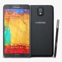 Samsung Galaxy Note 3D models