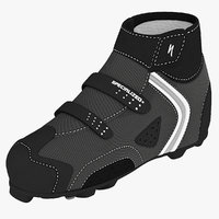 3d mountain bike shoes
