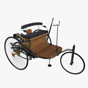 max 1886 benz patent motor car