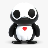 pen penguin toy max