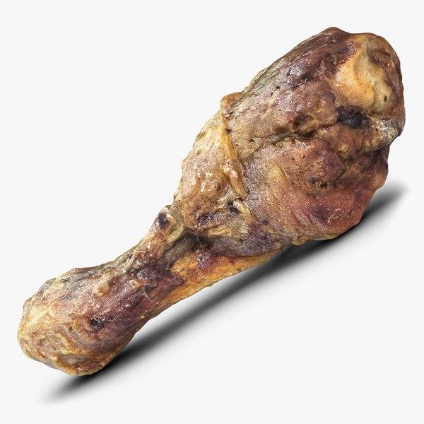 obj grilled chicken leg