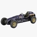 drag racer 3D models