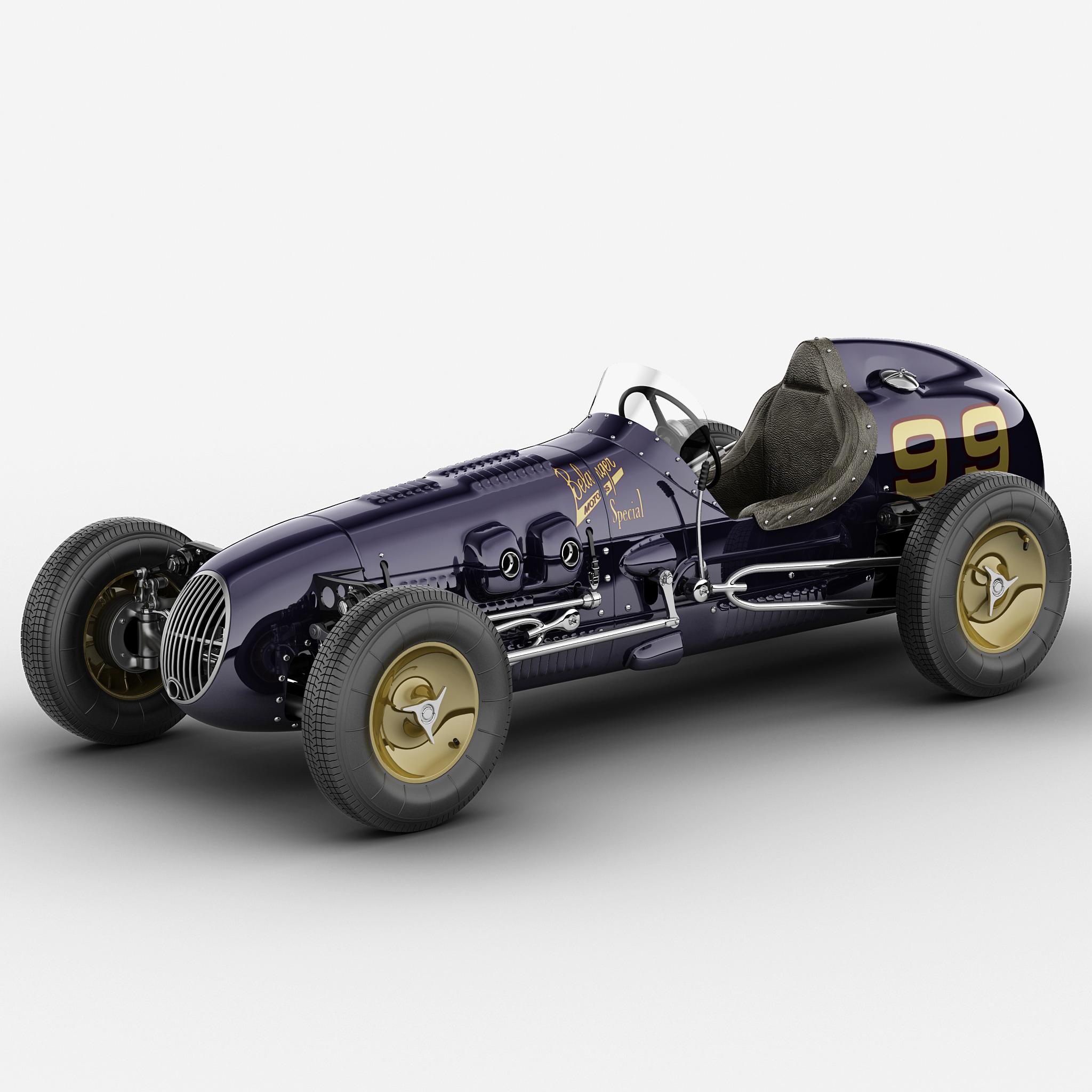 kurtis kraft 4000 vintage 3d model