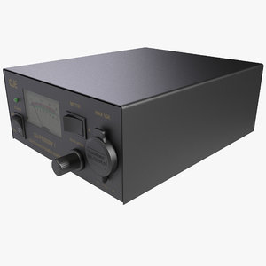 3d compact power supply volt