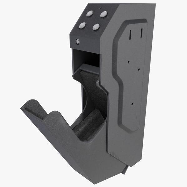 lightwave gun safe gunvault speedvault