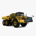 off highway dump truck 3D models