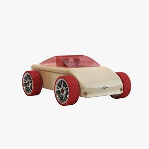 3d - automoblox c9 sports car model