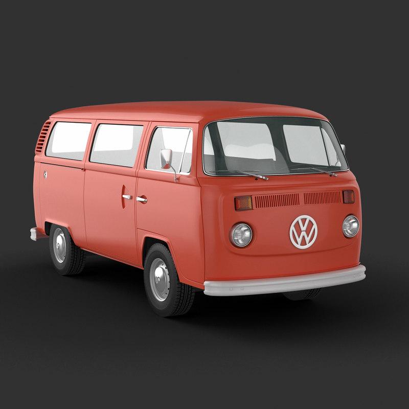 3d t2 minibus