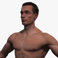 male body - adam max