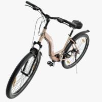 3d model lightwave bike