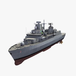 3d type brandenburg f215 ships