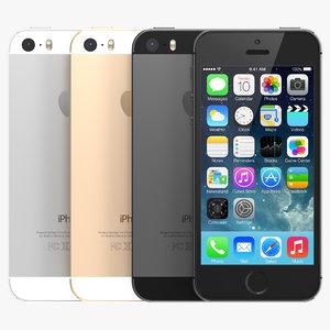 3dsmax apple iphone 5s