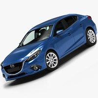 2014 Mazda 3 Sedan