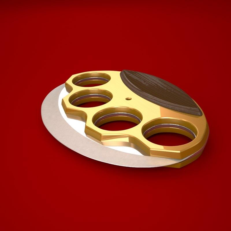 brass knuckles max